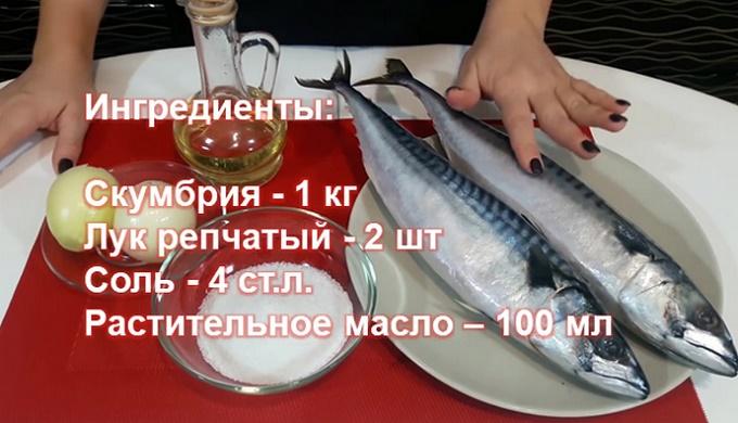 Состав рецепта