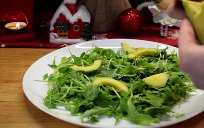 Добавляем авокадо