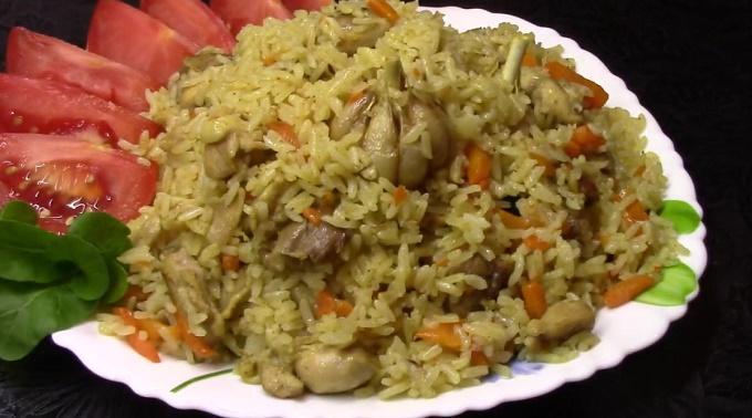 Секреты рассыпчатого риса