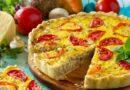 Пирог киш Лорен
