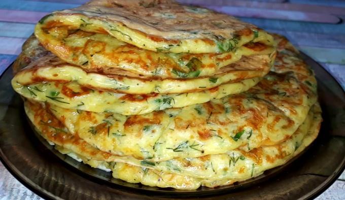 Хачапури на завтрак за 15 минут