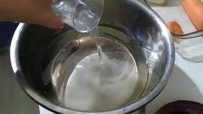 Маринад для салата