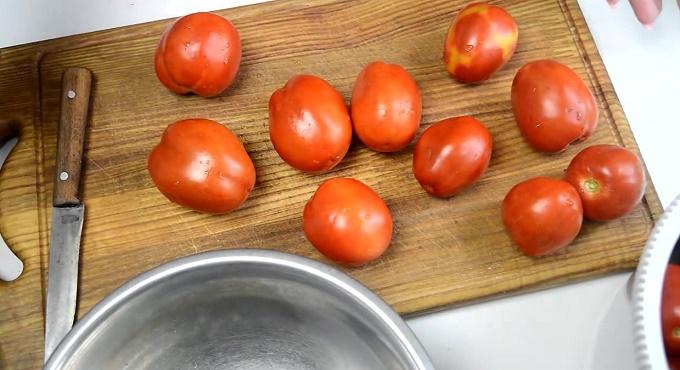 Правильный выбор помидоров для рецепта