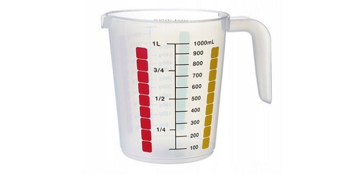 Мерный стакан для воды