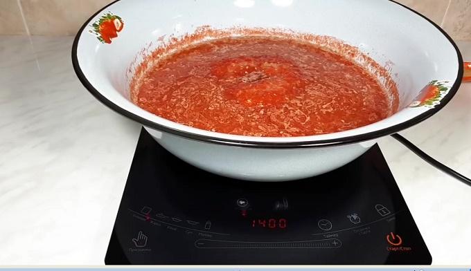 Варим томаты