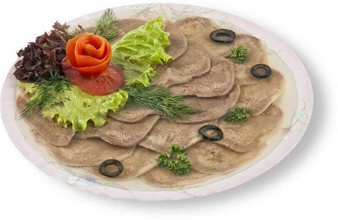 Заливное из языка с желатином – 6 вкусных рецептов приготовления