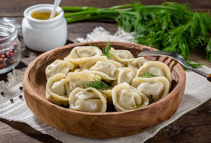 Пельмени домашние – очень вкусные рецепты